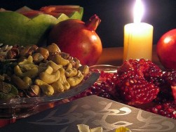 Yalda Festival or Shab e Cheleh - The Night of the Fortieth
